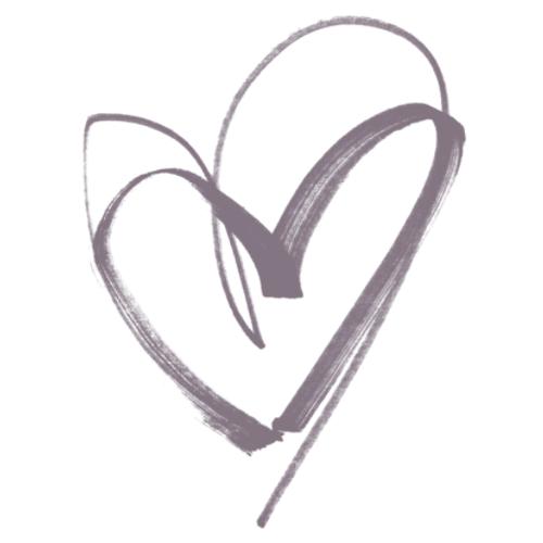 Drawn hearts png white Wellness Coaching Health Home &