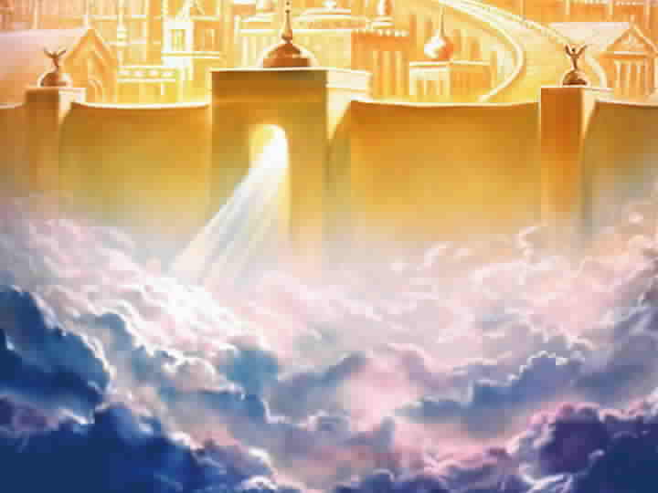 Heaven clipart mansion Ouranophobe got or How Believe