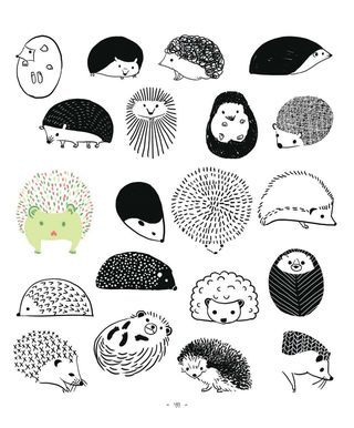 Drawn hedgehog Drawing draw Best to Pinterest