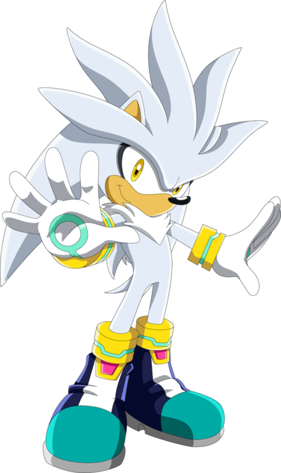 Drawn hedgehog anime Sonic the (in Silver drawing)