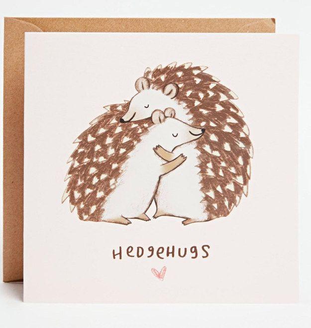 Hedgehog clipart hiran On stamps Pinterest images DrawingValentine
