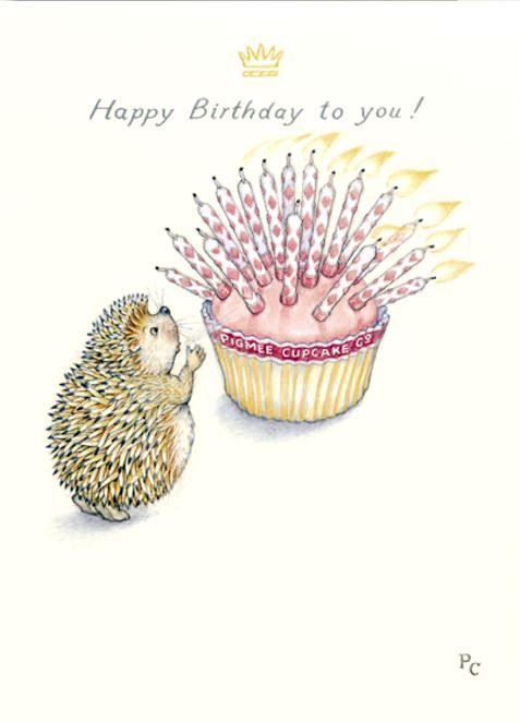 Drawn hedgehog happy birthday And Find happy 25+ Cute