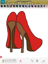 Drawn heels David by S HEELS on