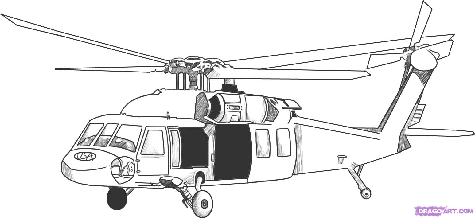 Drawn helicopter 5 Drawings png To Draw