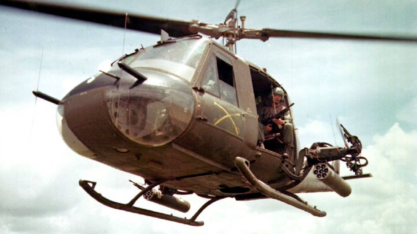 Drawn helicopter bomber U the the Army U