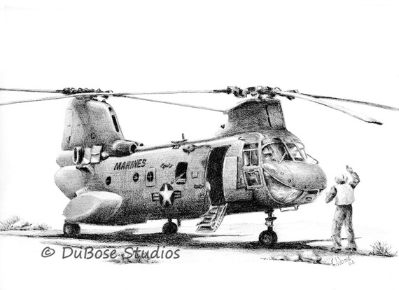Drawn helicopter chinook helicopter This Hey Semper this https://www
