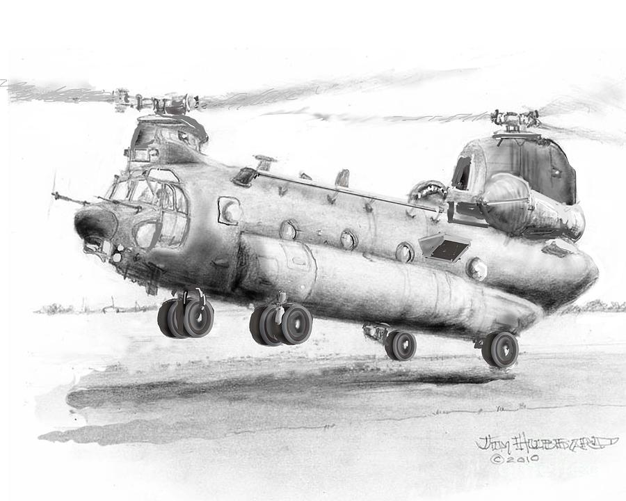 Drawn helicopter chinook helicopter Jim Helicopter Jim Drawing Ch
