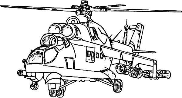 Drawn helicopter colouring page Helicopter Coloring Pages Draw Amusing