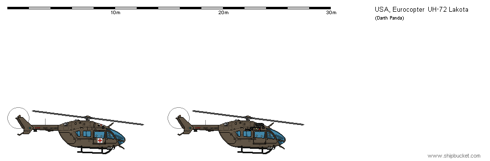 Drawn helicopter shipbucket 72 Vehicles Vehicles/Air Scale Scale