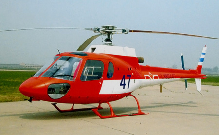 Drawn helicopter z11 The 100% to limit the