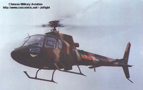 Drawn helicopter z11 Being light Chinese small A