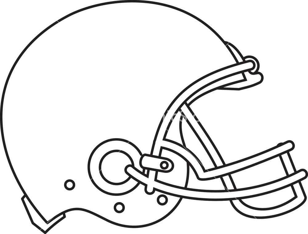 Drawn helmet A Stock Group American Line