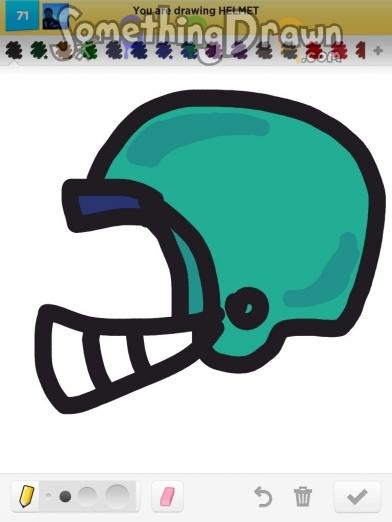 Drawn helmet By helmet HELMET Draw jennypah