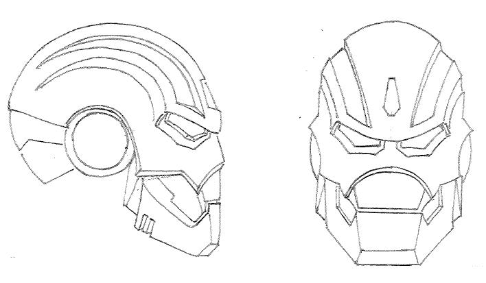 Drawn helmet iron man Helmet IronMan PNG Views: Helmet