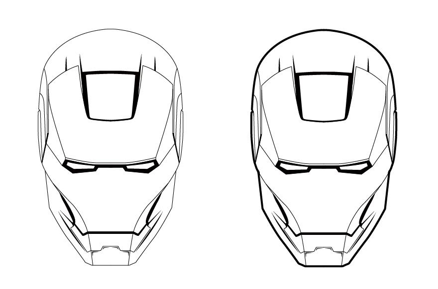 Drawn helmet iron man Man lately lot Reading Iron