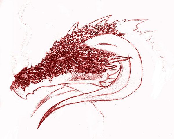 Drawn horns curved dragon Curved Curved Horn on DeviantArt