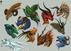 Drawn horns curved dragon Zoeken Dragon Costume  Reptile