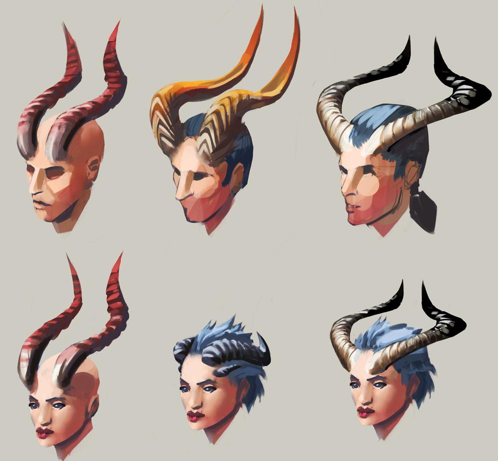 Drawn horns curved dragon FANDOM  Long powered RuneScape