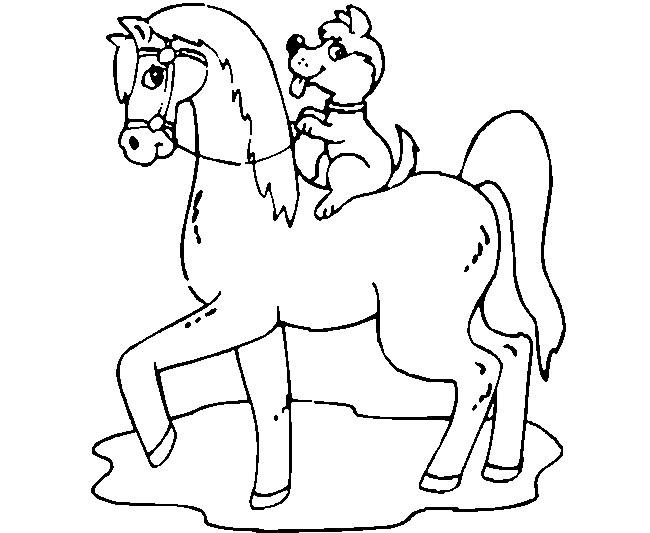 Drawn horse cute Horse Horse Premium Animal Page