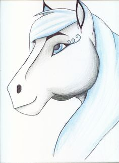 Drawn horse drawed Horse The Pinterest of Drawings