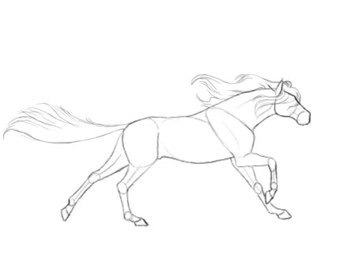 Drawn spirit animation Pictures) Tumblr Pictures) 8) horse