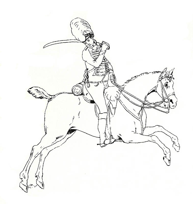 Drawn samurai horseback drawing Military Riding  Drawings Riders