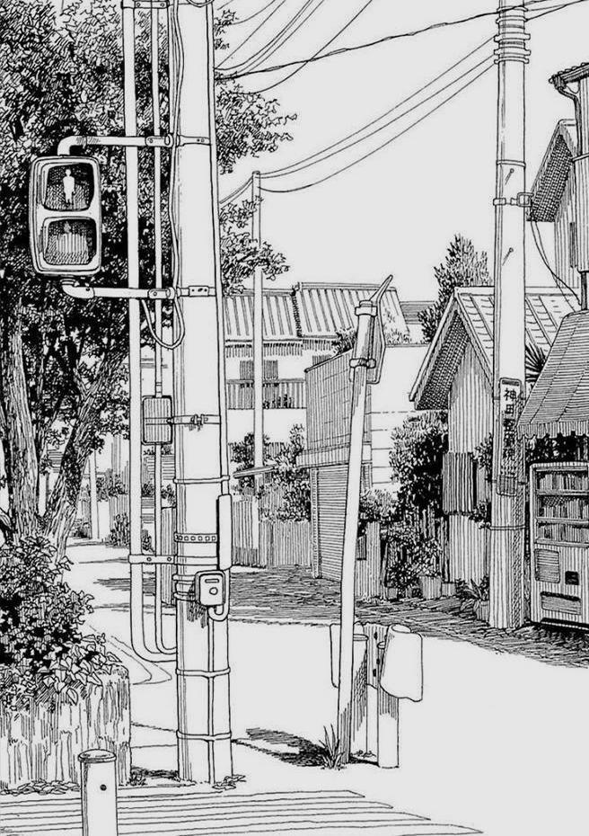 Drawn hosue anime 25+ Top backgrounds Manga Pinterest