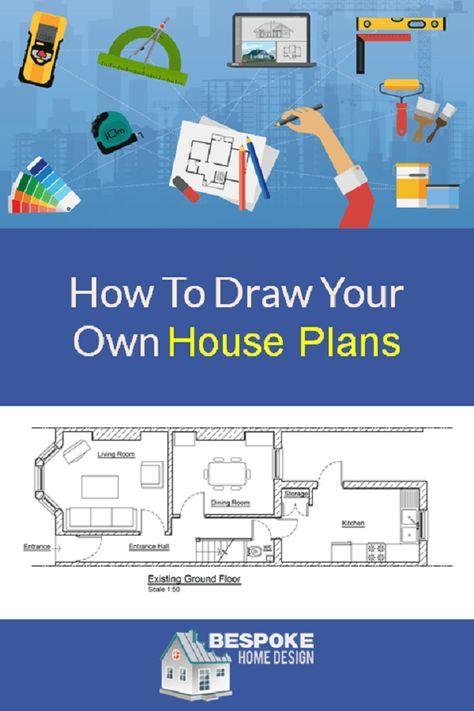 Drawn hosue building Best Draw plan Your Pinterest