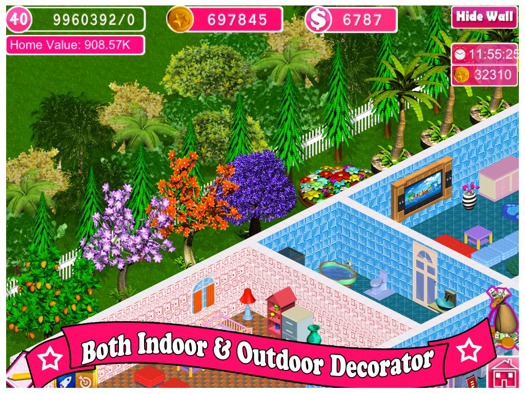 Drawn hosue dream house Home Play Design: Home on