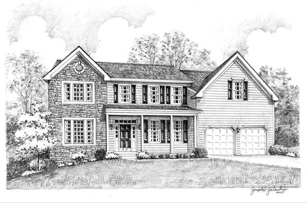 Drawn hosue farm house Best Portraits Money Original