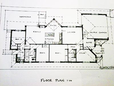 Drawn hosue location plan To free of own 6