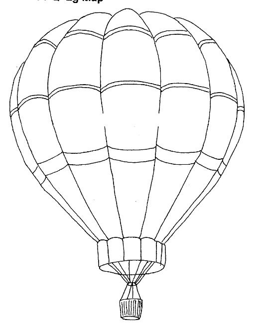 Drawn hot air balloon Hot Google on Search drawing