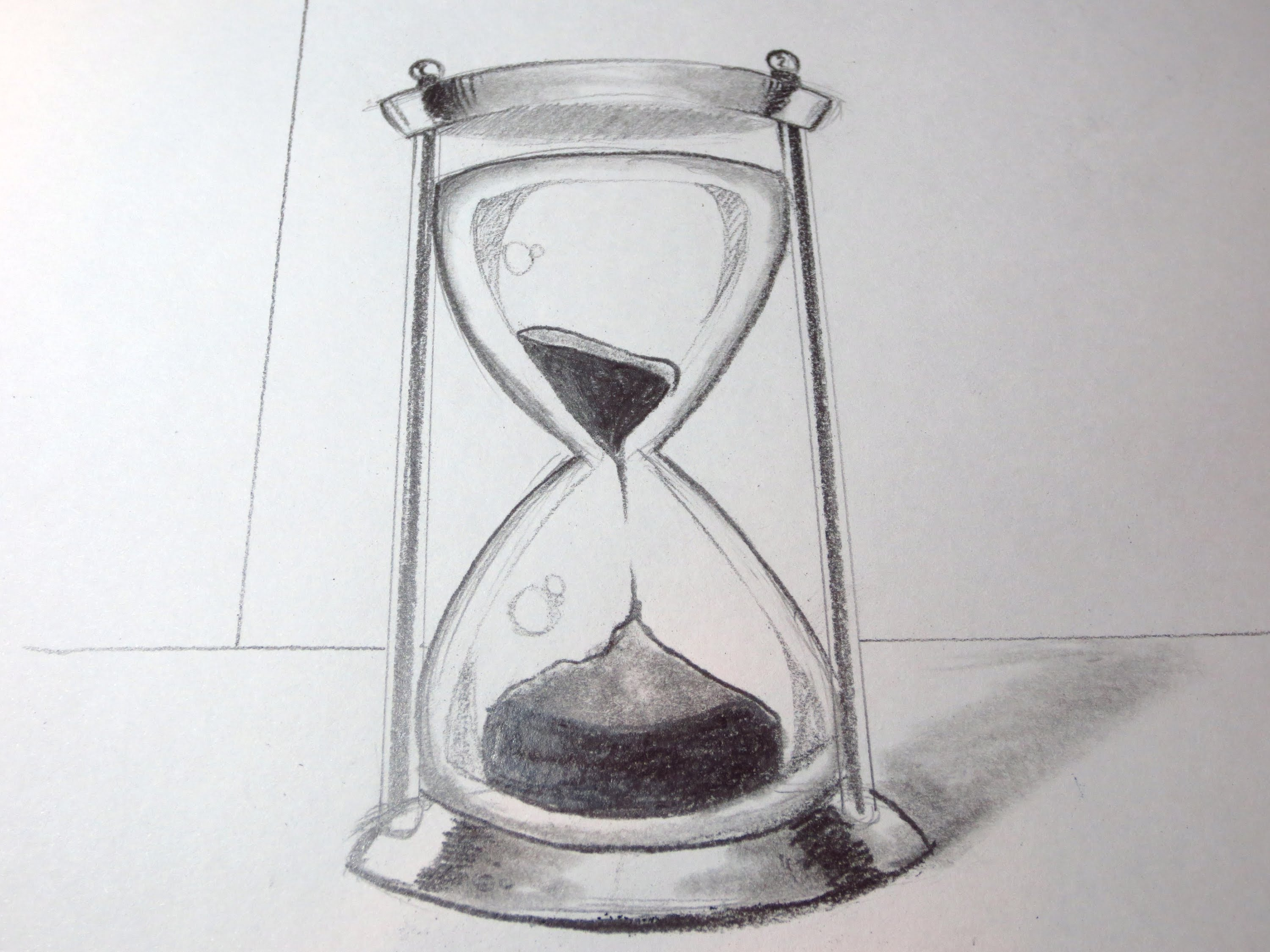 Drawn watch cartoon An Glass How Draw How