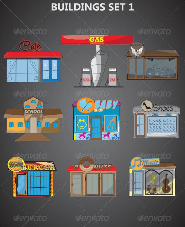Drawn house 2d cartoon Ai  DOWNLOAD ( Game