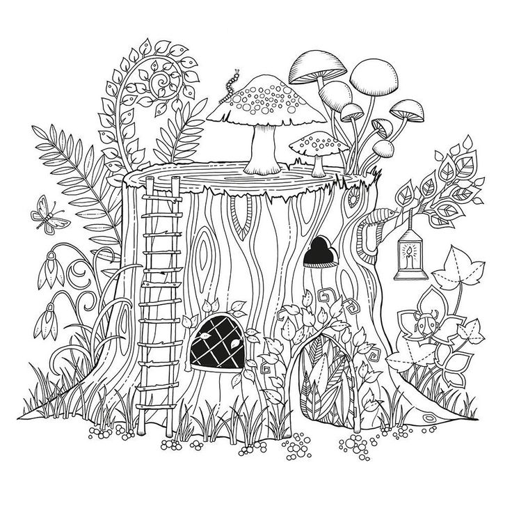 Drawn hosue colouring book Pages images Coloring Pinterest on