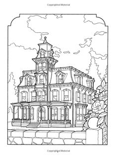 Drawn hosue colouring book House and Drawing House Kristin