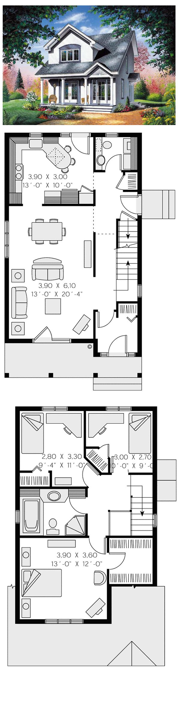 Drawn house contemporary house Plans 20+ ideas house on