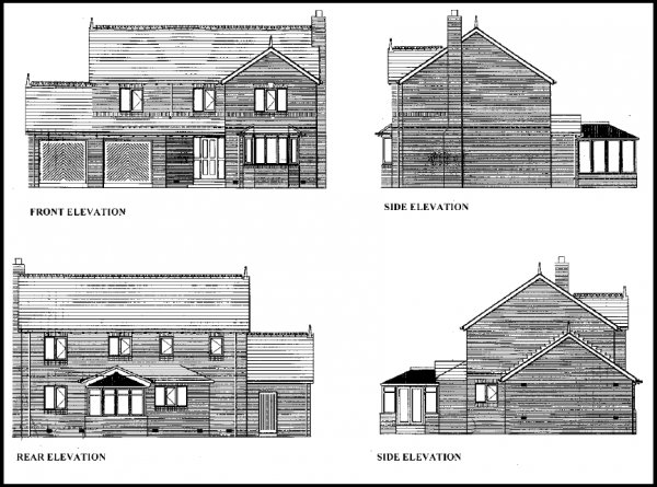 Drawn building elevation drawing Drawings Buildings Wiki Types Typical