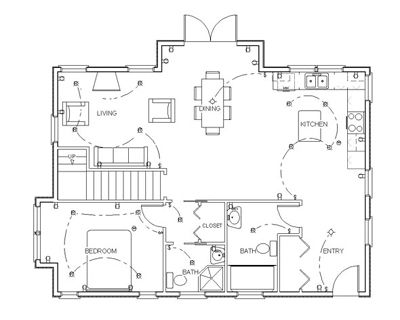 Drawn house own Own Best ideas · floor