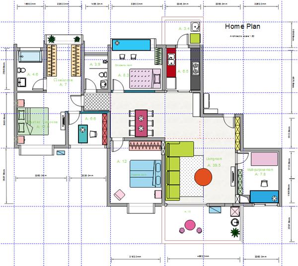 Drawn house own Design Design Floor for House