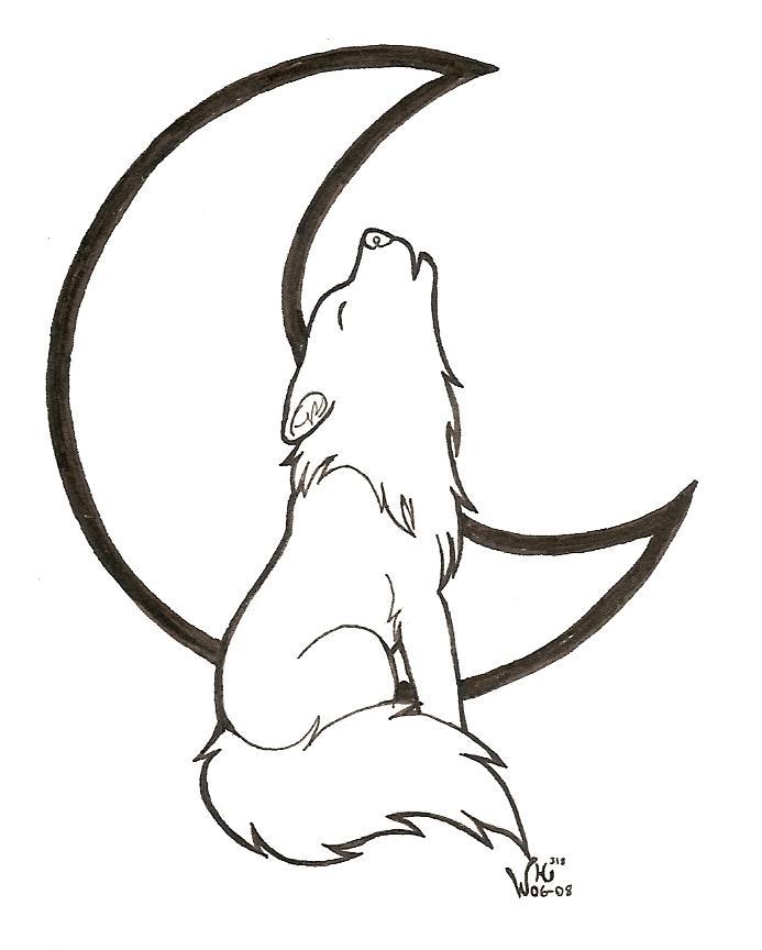 Wolf clipart chibi WildHusky318 Wolf DeviantArt howlingwolf Explore