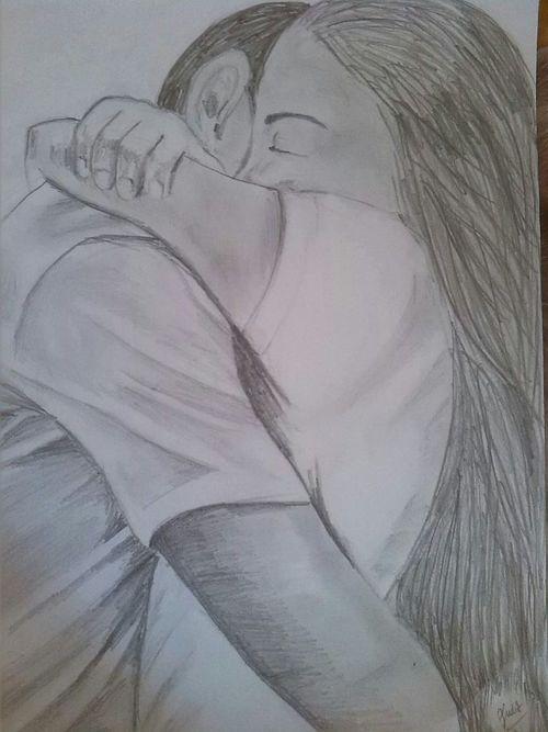 Drawn hug Image Gallery drawn hugging drawn