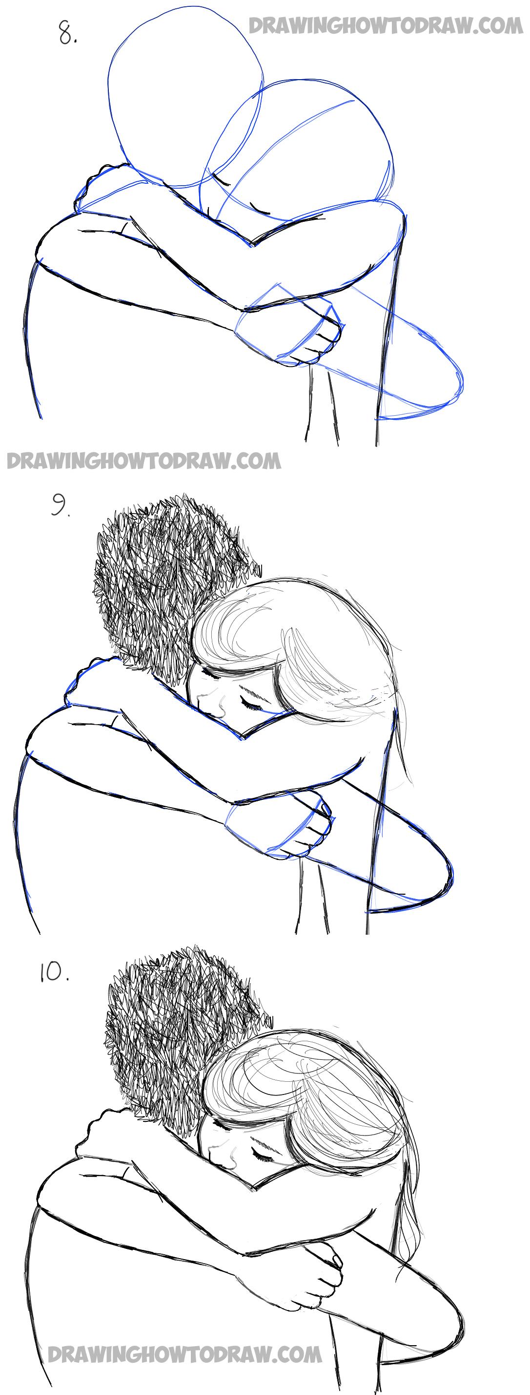Drawn hug easy  The Tips 15 to