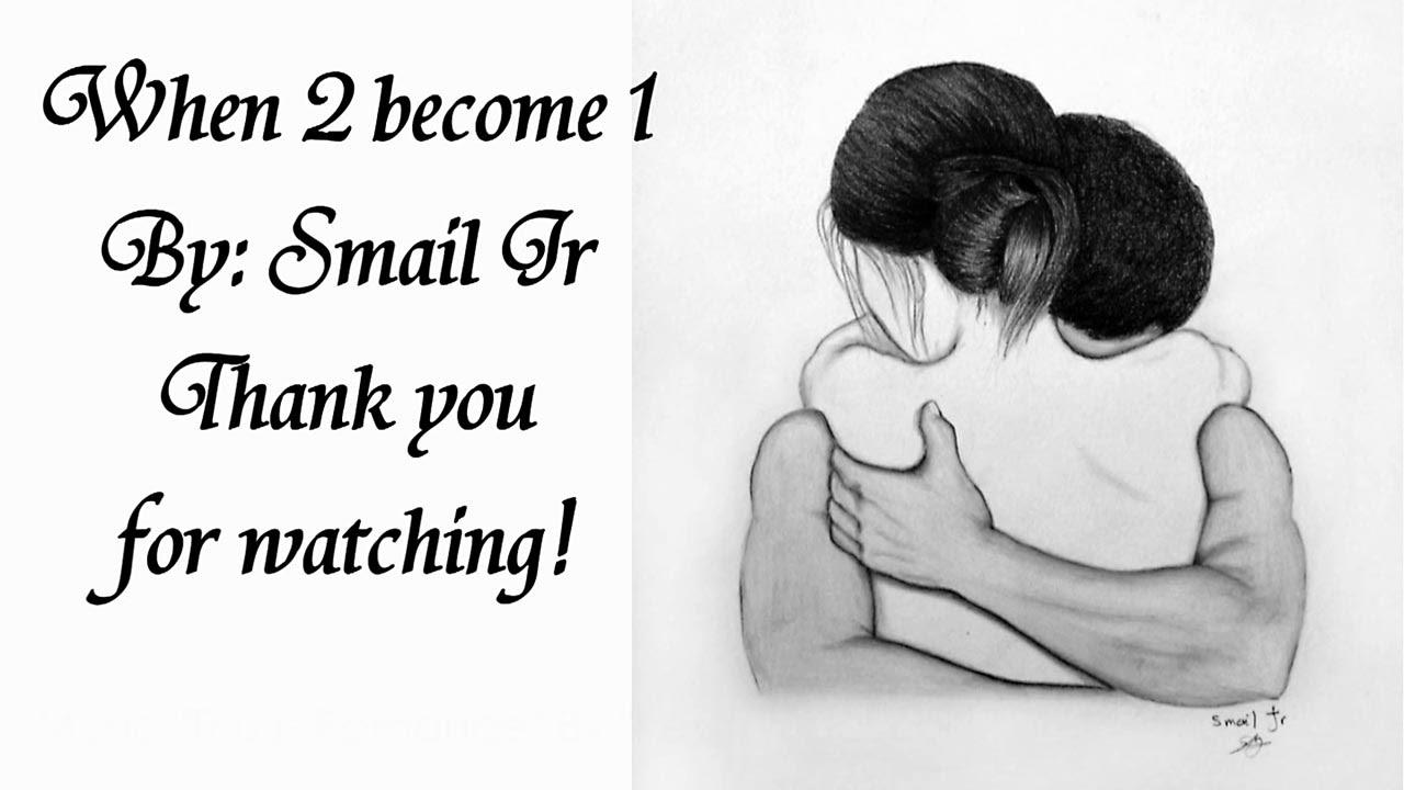 Drawn hug easy Unsubscribe Lovers YouTube hug drawing