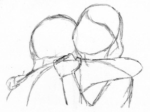 Drawn hug easy Over disegnare  how to