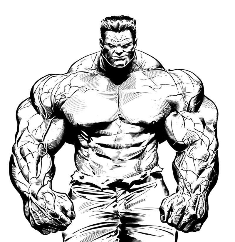 Drawn amd hulk DeviantART on drawing art hulk