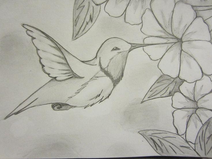Drawn hummingbird japanese Drawings deviantART Painting Sketch and