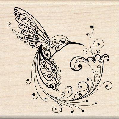 Drawn hummingbird phoenix Ideas tattoo Hummingbird  Hummingbird
