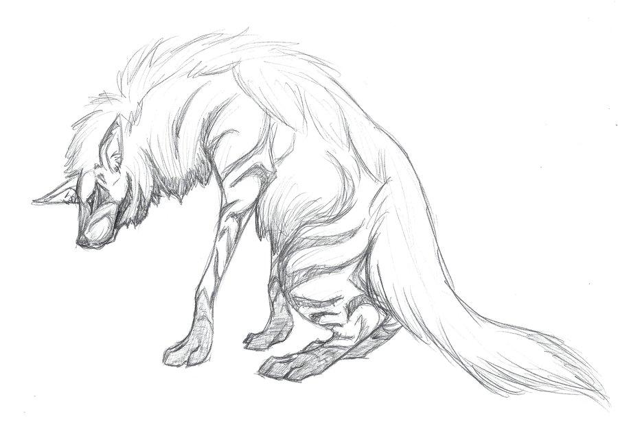 Drawn hyena DeviantArt on Ashealath Hyena by
