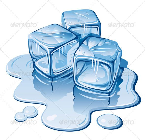 Drawn ice Best Ice 25+ Cubes cube